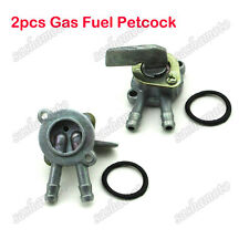 2x Gas Fuel Petcock Switch For Honda ATC70 ATC110 CT 70 90 TRX125 TRX70 ATV Quad