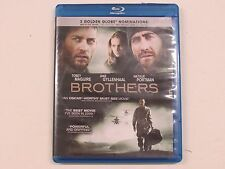 PRE-OWNED Brothers Movie Blu-ray DVD