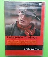 andy warhol lonesome cowboys cowboy solitari joe dallesandro viva dvds sealed f