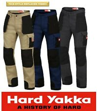 HARD YAKKA - LEGENDS 'XTREME' CARGO PANTS TOUGH WORK TROUSERS EXTREME - Y02210