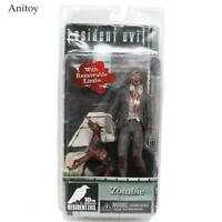 Official Resident Evil 10th Anniversary Zombie 7 Inch Action Figure KT4021