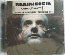 Sehnsucht (+ Bonus Cd) (Australian Tour Edition) [IMPORT] by Rammstein (Jan-2001, Universal)