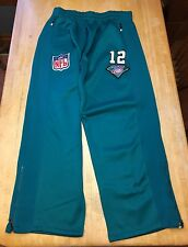 RARE Mens Mitchell & Ness Throwback #12 Randall Cunningham STITCHED Pants 3XL