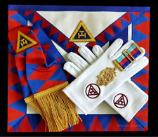 More details for masonic regalia-royal arch- companion/principal/provincial chapter packages new
