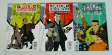 Pulp Fantastic #1-3 VF/NM complete series - howard chaykin vertigo comics set 2