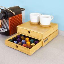 SoBuy® Mini-Kaffeekapsel Box,Kapselspender,Ablagen Box,Aufbewahrungsbox FRG84-N