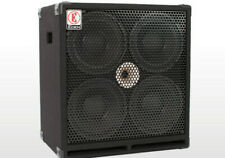 Demo Eden TN4104 Terra Nova 4x10  4 ohm Bass Guitar Speaker Cabinet