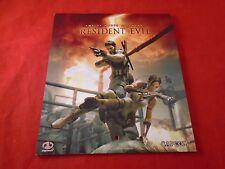 Resident Evil 5 2009 Promotional 12-Month Calendar ONLY Promo