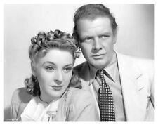 BURMA CONVOY still CHARLES BICKFORD & EVELYN ANKERS - (d355)