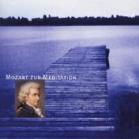 MOZART ZUR MEDITATION  CD 8 TRACKS WOLFGANG AMADEUS MOZART CLASSIC ORCHESTRA NEW