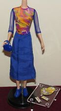 "Barbie ""Tokyo Beat"" Complete Outfit 2001 Fashion Avenue Metro Loose NO DOLL"