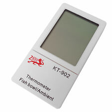 Digital LCD Aquarium Fish Tank Marine Water Thermometer