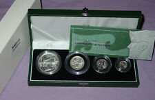 2003 ROYAL Comme neuf SILVER PROOF Britannia quatre coin collection