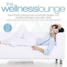 CD The Wellness Lounge von Vert Park Ensemble 4CDs