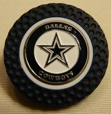 NFL Dallas Cowboys Magnetic Poker Chip removable Golf Ball Marker
