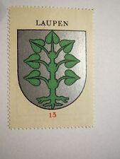 Laupen/publicitarias marca Café HAG-emblema suiza