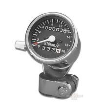 Mini Contachilometri meccanico Harley Davidson manubrio cromato 60 mm 2:1