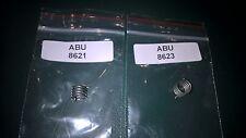 ABU CARDINAL MODELS 6,6X,7,7X,66 & 77 BAIL ARM SPRING SET. REF 8621 & 8623.