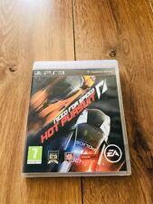 jeu Need For Speed Hot Pursuit sur ps3 playstation 3 en bon etat avec boitier