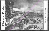 CHROMO CHOCOLAT POULAIN HISTOIRE Bataille de Valmy n 75