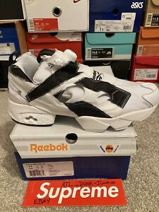 Sangrar audición orquesta  Reebok Athletic Shoes Reebok Insta Pump White for Men for Sale |  Authenticity Guaranteed | eBay