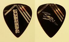 Scorpions Matthias Jabs Signature Black/Silver Tour Guitar Pick
