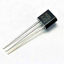 20PCS MPSA42 A42 0.5A/300V NPN TO-92 DIP transistors NEW