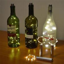 Bottle Lights Cork Shape Lights for Wine Bottle Starry String Lights Warm white