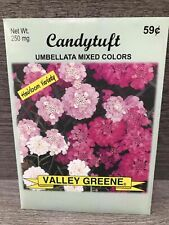 Candytuft Umbellata Mixed Colors 250 mg 1 Seed Pack