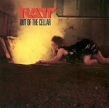 Out Of The Cellar - Ratt (2014, CD NEUF)