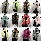 lot of 12 spring summer wholesale women chiffon scarves beach miniskirts
