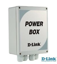 €168+IVA D-LINK DCS-80-6 Outdoor Power Box AC 24V 220-230VAC IP66 - DCS6815/6818