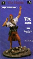Verlinden 120mm 1:16 Pirates Discovering Treasure Resin Figure Model Kit #1510