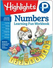 Preschool Numbers: Highlights Hidden Pictures (Highlights Learning Fun
