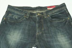 Original BRAX Jeans W33 L32 Modell CADIZ-S darkblue straight fit