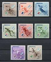27910) Dominican Rep.1957 MNH New Olympic G