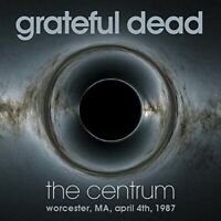 Grateful Dead - The Centrum, Worcester Ma, 4th April 1987 (2CD)