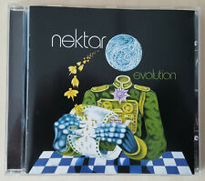 CD Nektar - Evolution Dream Nebula Recordings DNECD 1205  2004