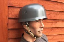 M38 Fallschirmjager Steel Helmet German WW2 Repro Size 57/58CM NEW Luftwaffe
