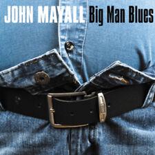 John Mayall : Big Man Blues CD (2012) ***NEW***