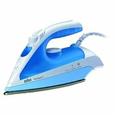 Braun TS340 TexStyle3 Ceramic Coated Steam Iron Garment Steamer (220V Not for US