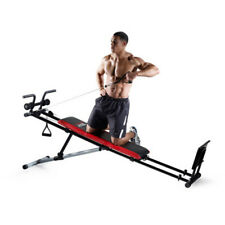 Weider Ultimate Body Works Incline Bench Exercise Fitness Machine Adjustable New