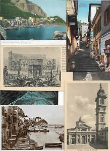 Beautiful Italy Postcard Lot of 20   01.15