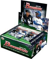 2019 Bowman Baseball Factory Sealed 24 Pack Box - Fanatics