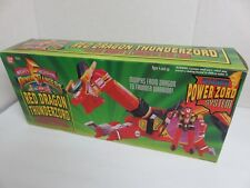 BanDai 2225 Red Dragon Thunderzord Mighty Morphin Power Rangers Figure Toy NIB