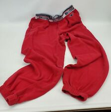 Hollister Red Sweat Pants ~ Women's size Small