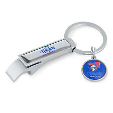 88812 NEWCASTLE KNIGHTS NRL HANDY BOTTLE OPENER KEYRING KEY RING W/ PENDANT