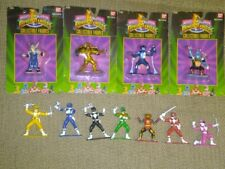 Bandai ASSORTED MIGHTY MORPHIN POWER RANGERS TOYS 1993 Action Figures (new&used)
