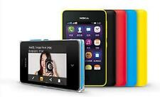 "Nokia Asha 500 Dual SIM Touch Screen SmartPhone 2.8"" 2MP Camera"