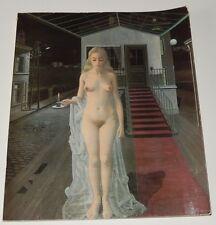 Catalogue Exposition : Rétrospective Paul DELVAUX Musée des Arts Décoratifs 19